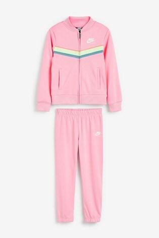 Nike Little Kids Heritage Tracksuit