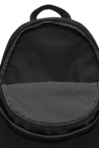Nike Black Small Logo Elemental Backpack