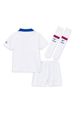 Nike PSG 2021 Little Kids Away Set