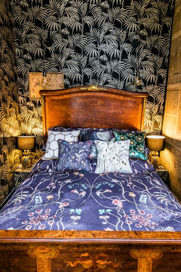 The Chateau by Angel Strawbridge Wildflower Garden Duvet Cover and Pillowcase Set