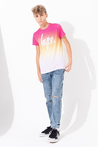 Hype. Ibiza Speckle Fade Kids T-Shirt