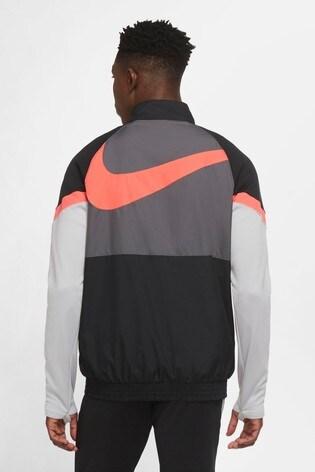 Nike Black Liverpool Track Jacket