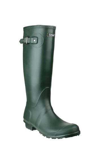 Cotswold Green Sandringham Wellington Boots