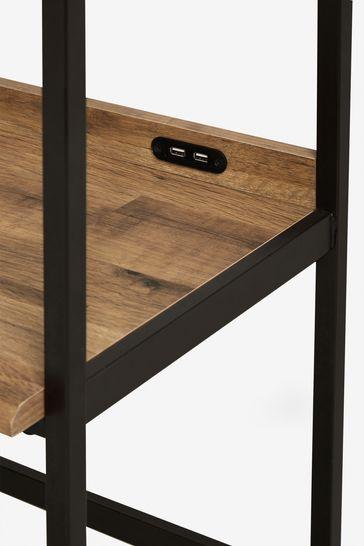 Bronx Modular Corner USB Desk