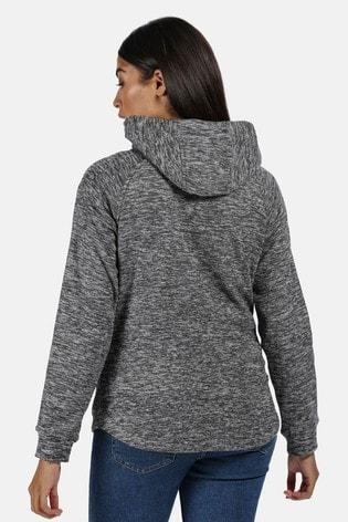 Regatta Callidora Drawcord Hooded Fleece Top