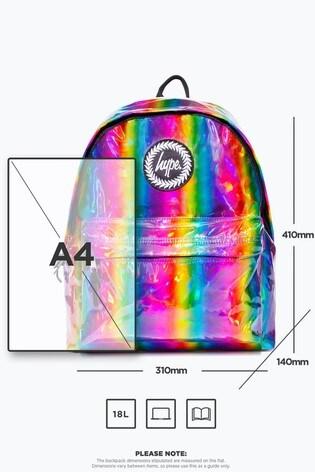 Hype Rainbow Holo Kids Leggings