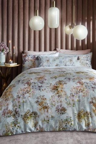 Ted Baker Vanilla Floral Duvet Cover