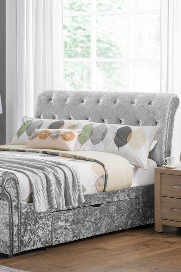 Verona 2 Drawer Storage Bed by Julian Bowen