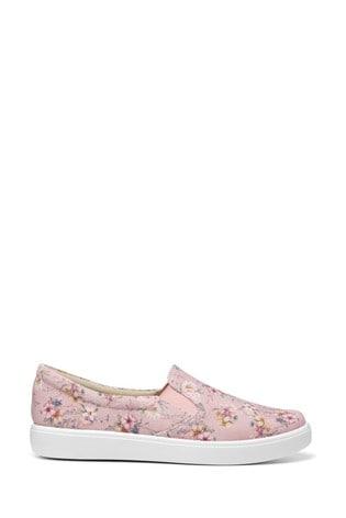 Hotter Tara Wide Fit Slip-On Deck Shoes
