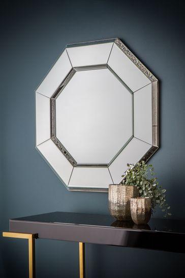 Vienna Octagon Bevelled Mirror by Gallery Direct