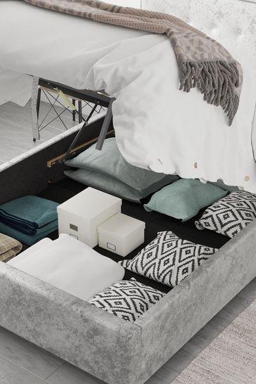 Aspire Presley Ottoman Bed