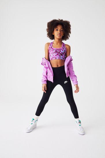 Nike Black High Waist Leggings