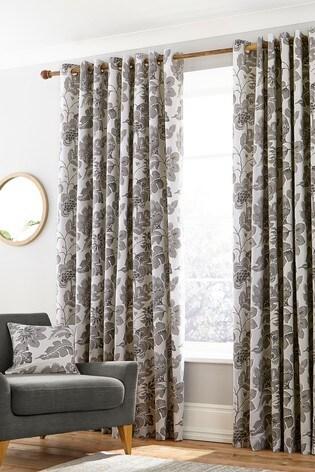 Helena Springfield Paloma Eyelet Curtains