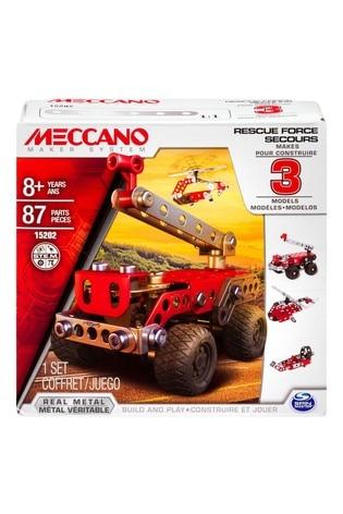 Meccano 3 Model Rescue Set