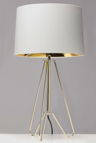Ziggy Table Lamp by Village At Home