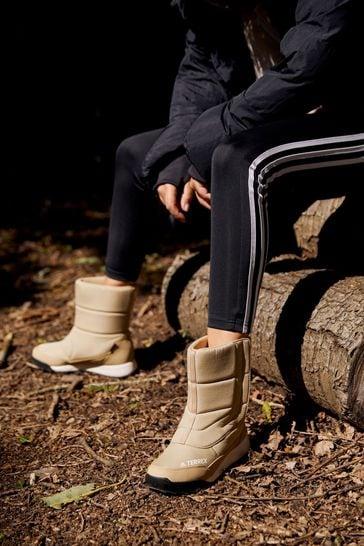 adidas 3 Stripe D2M High Waisted 7/8 Leggings