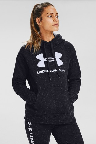 Under Armour Rival Large Logo Hoody
