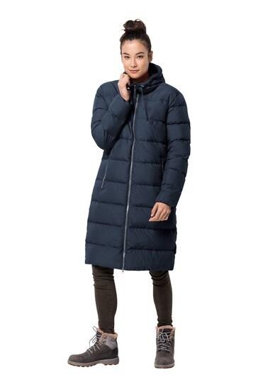 Jack Wolfskin Crystal Palace Longline Padded Jacket