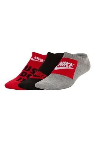 Nike Kids Trainer Socks Three Pack