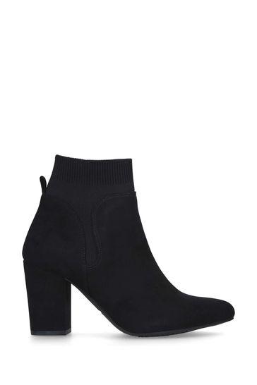 Kurt Geiger Black Tobi Boots