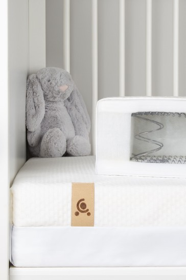 Harmony Hypo Allergenic Bamboo Sprung CotBed Mattress