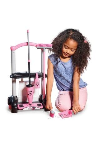 Casdon Hetty Cleaning Trolley Toy