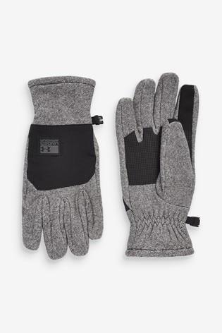 Under Armour Mens CGI Fleeve Gloves