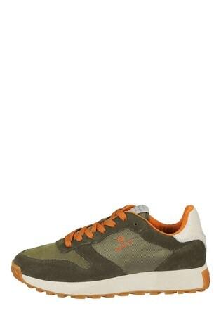 GANT Green Garold Running Shoes