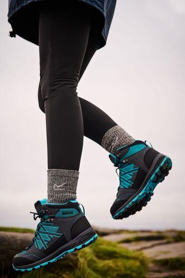 Regatta Blue Lady Samaris Mid II Walking Boots