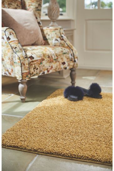 Soft Stain Resistant And Washable Rug by My Mat