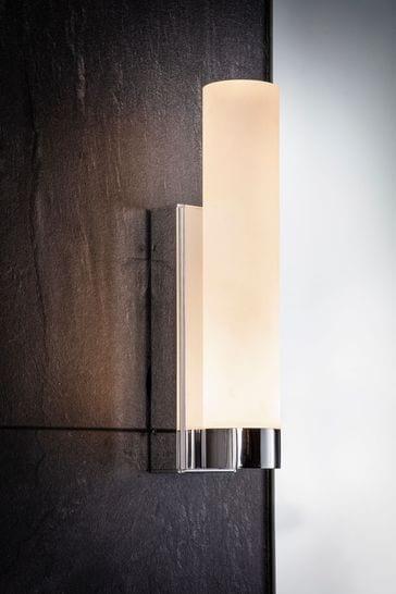 Gallery Direct Silver Salando 1 LED Wall Light
