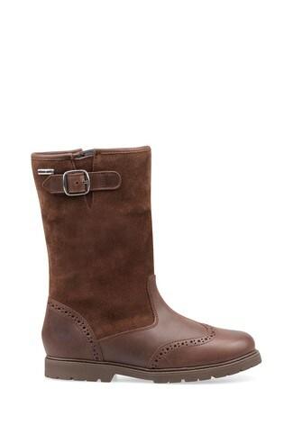 Start-Rite Brown Toasty Boots
