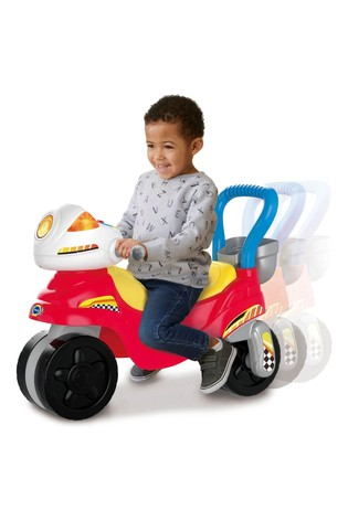 VTech 3-In-1 Ride With Me Motorbike 529463