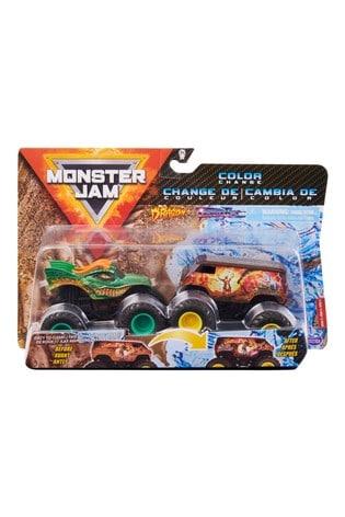 Monster Jam 1:64 2 Pack Assortment