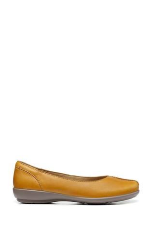 Hotter Robyn Wide Fit Slip-On Pump Shoes