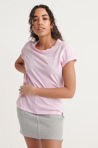 Superdry Orange Label Crew Neck T-Shirt