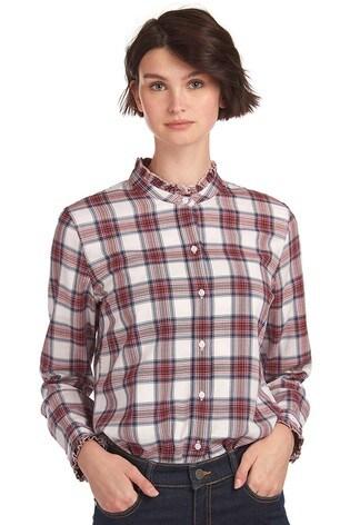 Barbour® Heritage Pink Check Mayapple Shirt