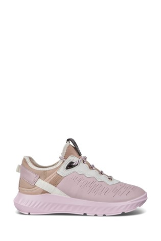 ECCO® ST.1 Lite W Multi-Colour Lace Trainers