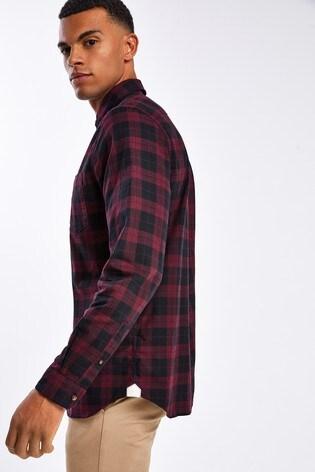 Lacoste® Tartan Check Shirt