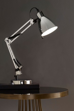 Angle Table Lamp by Village At Home