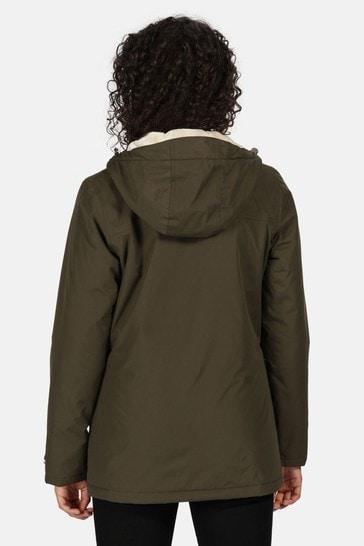 Regatta Green Bergonia II Waterproof Jacket