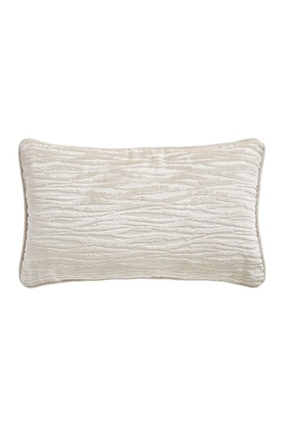 Tess Daly Zebra Boudoir Cushion