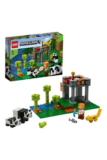 LEGO® Minecraft The Panda Nursery Building Set 21158