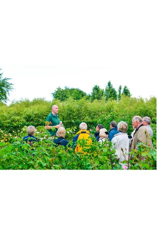 Become A Gardener For A Day At The Alnwick Garden by Virgin Gift Experiences