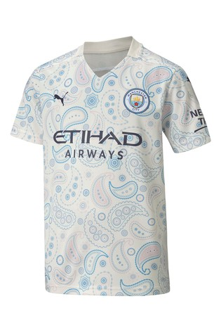 Puma Manchester City Third Junior Jersey