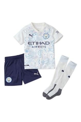 Puma Manchester City Third Mini Kit