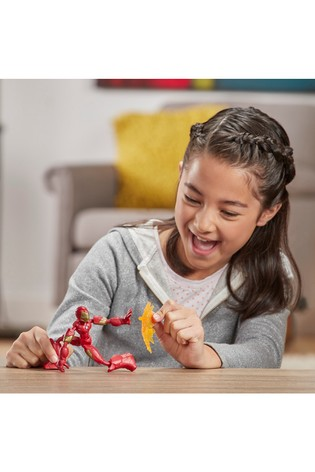Marvel Avengers Bend and Flex Action Figure: Iron Man