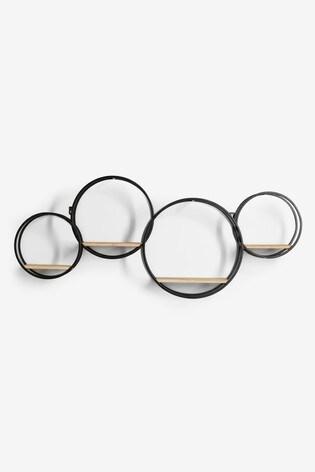 Multi Circle Shelf