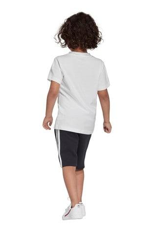 adidas Originals Little Kids T-Shirt And Short Set