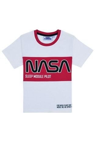 Fabric Flavours White/Black NASA Flight Operations Pyjamas